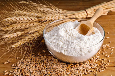refined white flour cause cancer