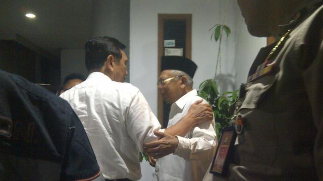 Luhut Minta Prabowo Tak Pakai Isu Agama di Pilpres, Ini Tanggapan Telak Gerindra