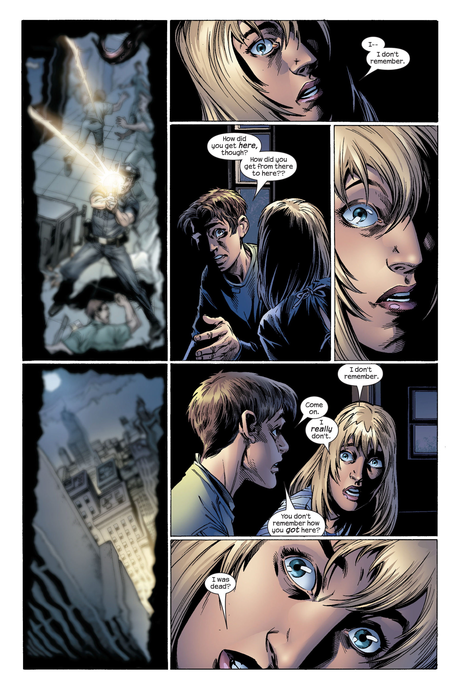 Read online Ultimate Spider-Man (2000) comic -  Issue #99 - 11