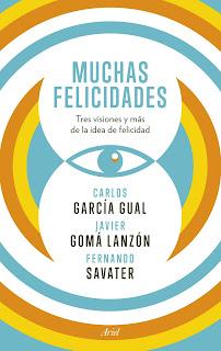 """Muchas felicidades"" - Javier Gomá"