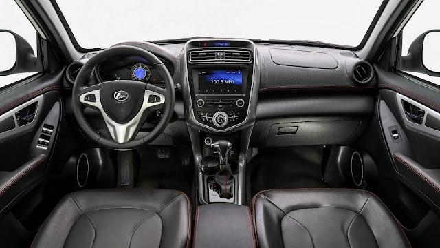 Lifan X60 2017 Automático - Preço