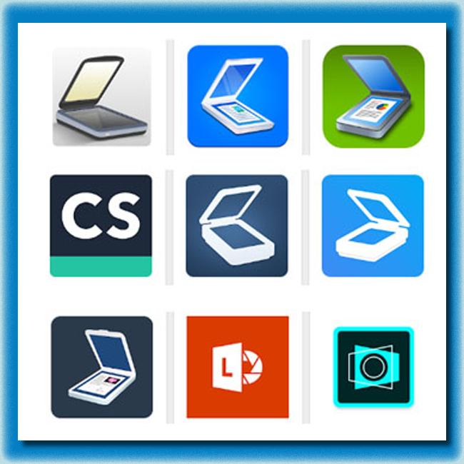 Aplikasi Scanner Terbaik Untuk Android
