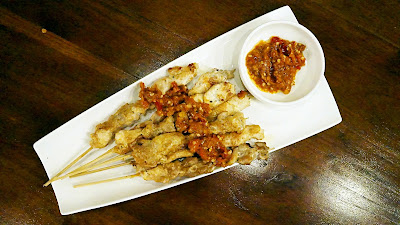 Taichan ala  RedZone Cafe