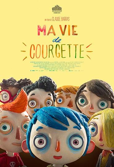Film My Life AS a Zucchini 2017 Bioskop
