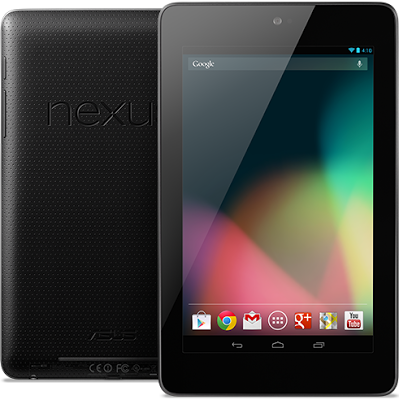 Google Nexus 7 Gaming