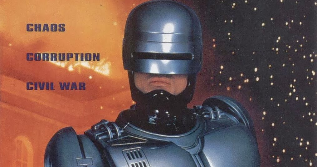 Film Thoughts: RECENT WATCHES: RoboCop 3 (1993)