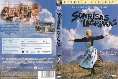 Carátula: Sonrisas y lágrimas (1965) The Sound of Music