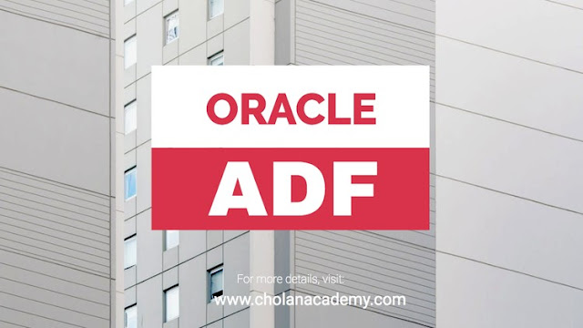 Oracle ADF for Beginners