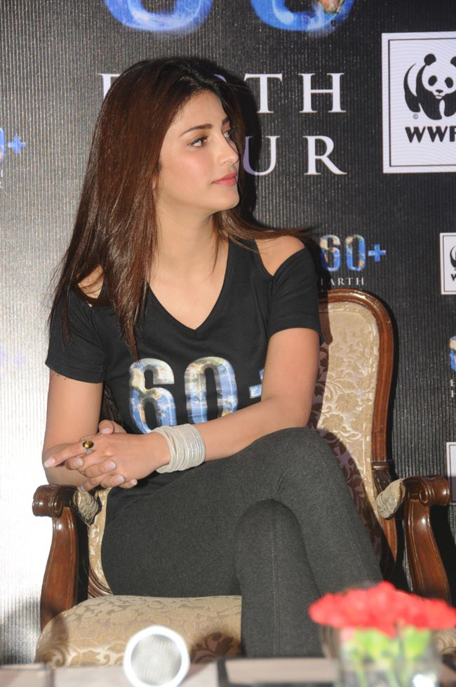 Cute shruthi at an event