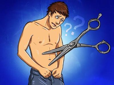 Mengejutkan!!! Inilah Faktanya Mengapa Kamu harus Mencukur Rambut Kemaluan Secara Rutin !!