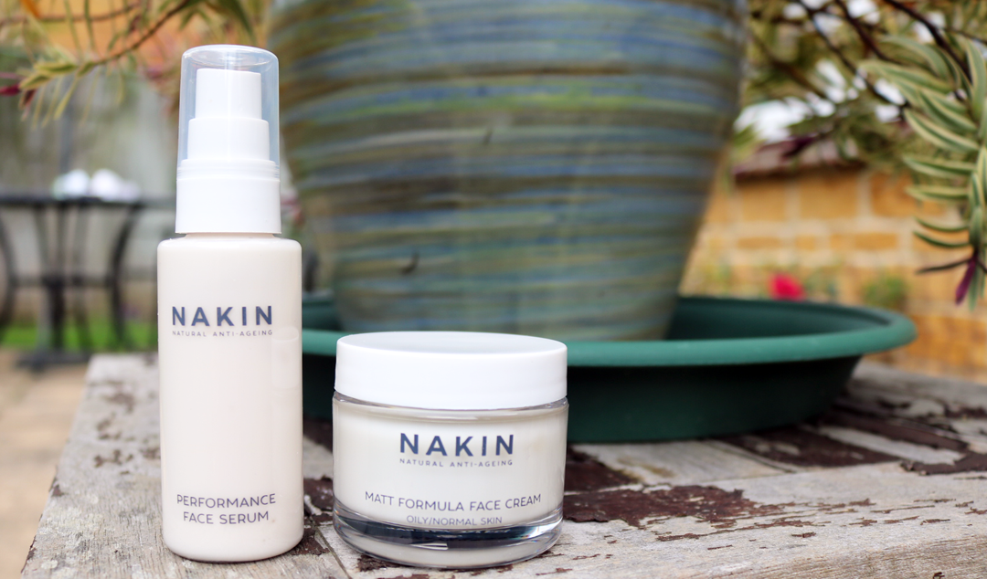 Nakin Performance Face serum & Matt Formula Face Cream review