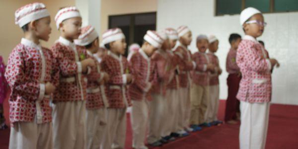 manfaat sholat dhuha untuk anak tk