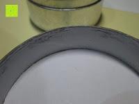 Verschmutzung: Fashmond Doppel Herz Liebe Creolen Ohrschmuck aus 925 Sterling Silber Für Jeden Anlass