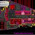 مخطط وصفي اقامة جماعية اوتوكاد dwg
