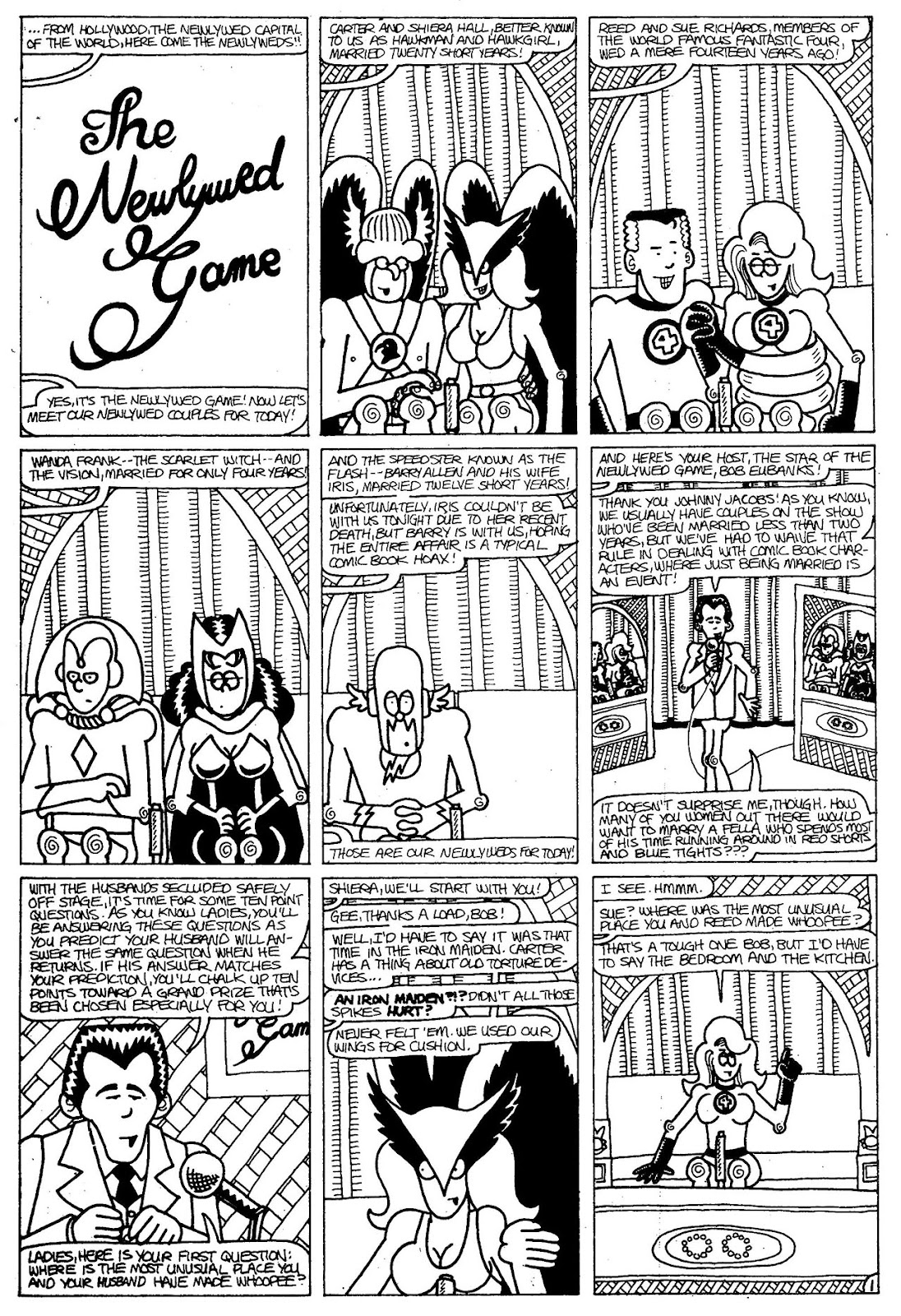 Read online The Nearly Complete Essential Hembeck Archives Omnibus comic -  Issue # TPB (Part 2) - 23