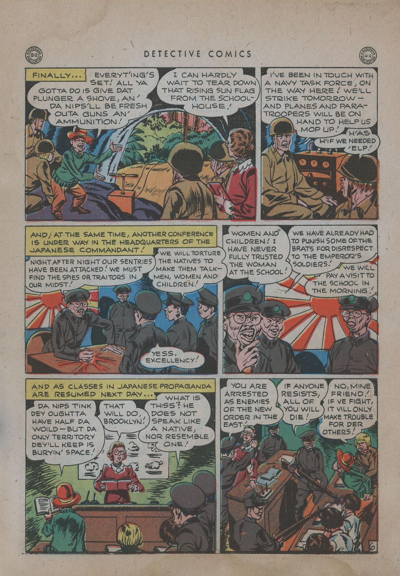 Read online Detective Comics (1937) comic -  Issue #101 - 45
