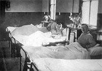 Β1 Πεδινό νοσηλευτικό τμήμα της XV Μεραρχίας