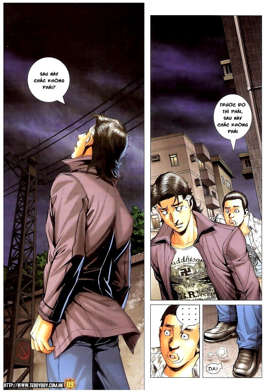 Người Trong Giang Hồ - Chapter 1391: Truyền kỳ nửa đời sau - Pic 7