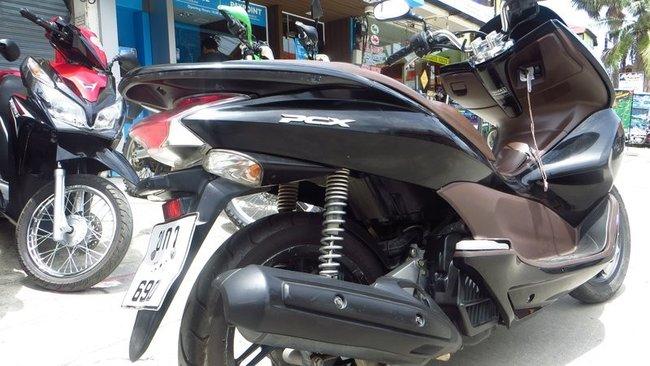Скутер 125 кубиков Таиланд