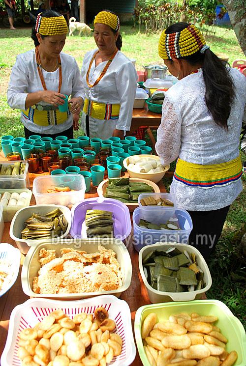 Lun Bawang Food