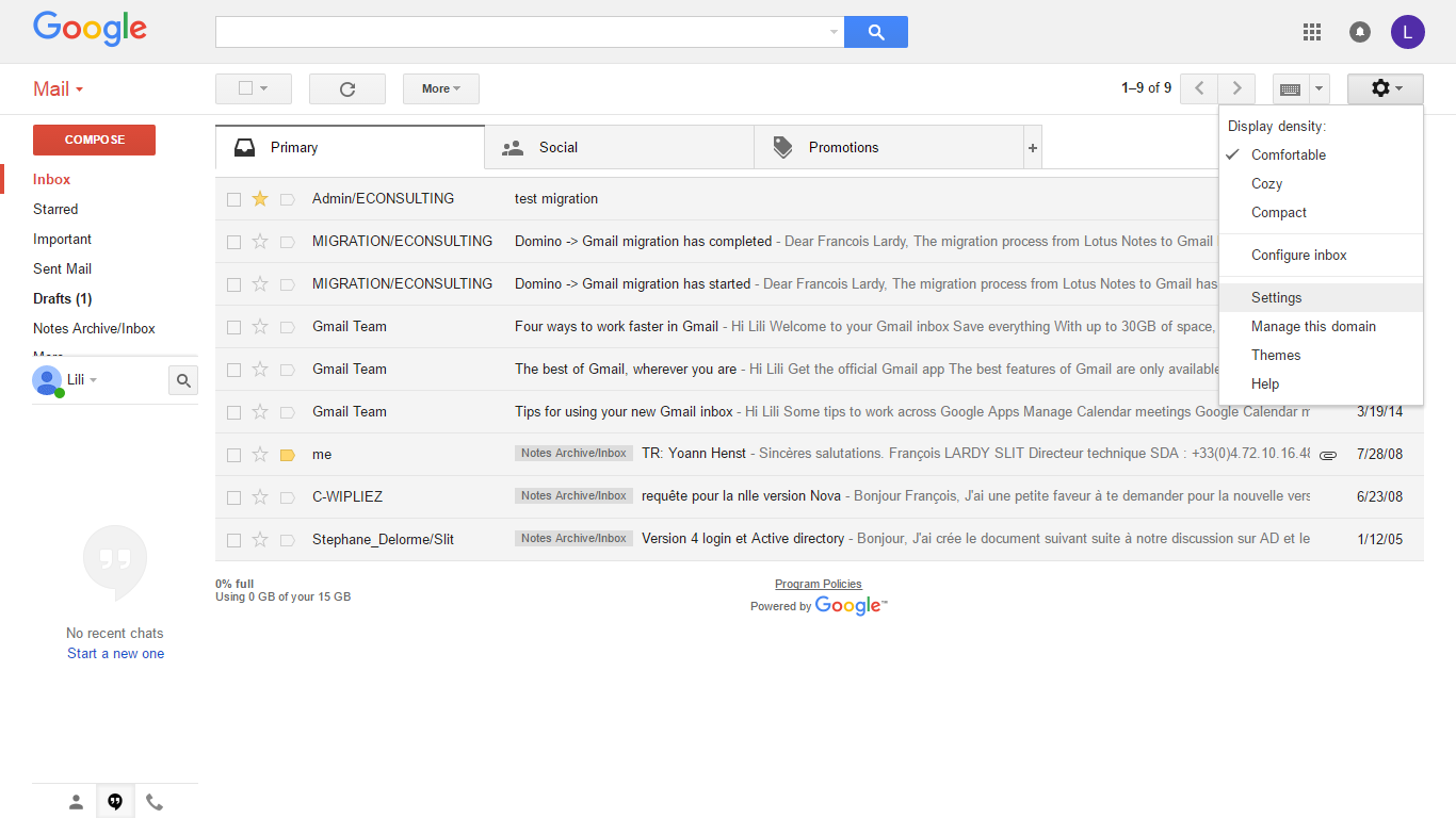 sharing google tip how to create your own email templates in gmail
