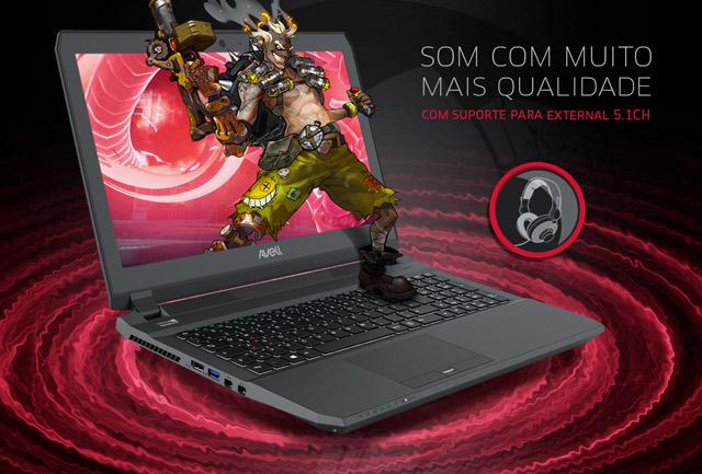 Notebook Gamer Da Marca Avell é Bom