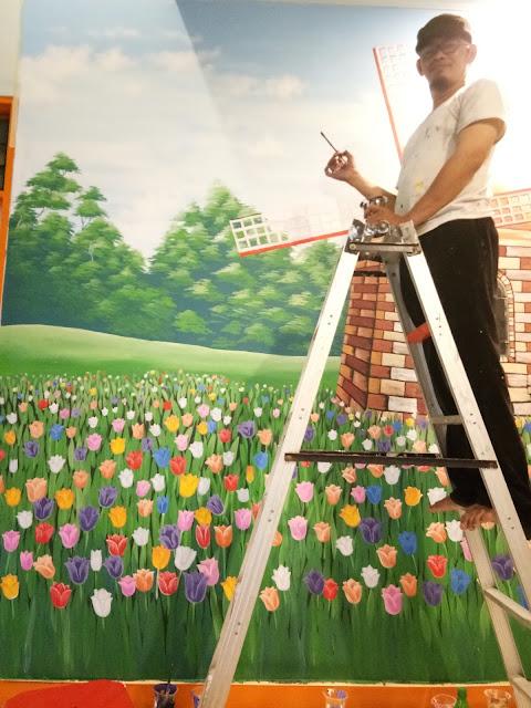 jasa lukis dinding mural jakarta