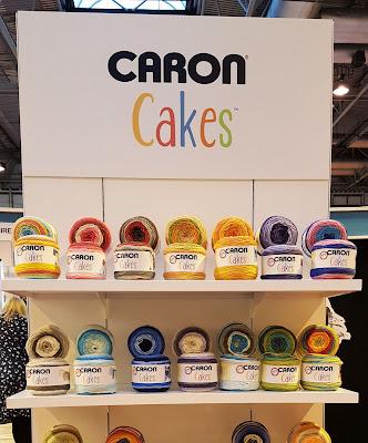 Caron Cakes yummy yarn