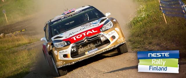NESTE Rally Finland