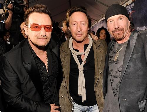 U2 Sombras e Árvores Altas - Blog: Julian Lennon explica ...