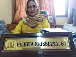 Soal RKB, Elievia Kritik Bupati