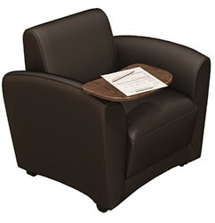 Santa Cruz Tablet Chair