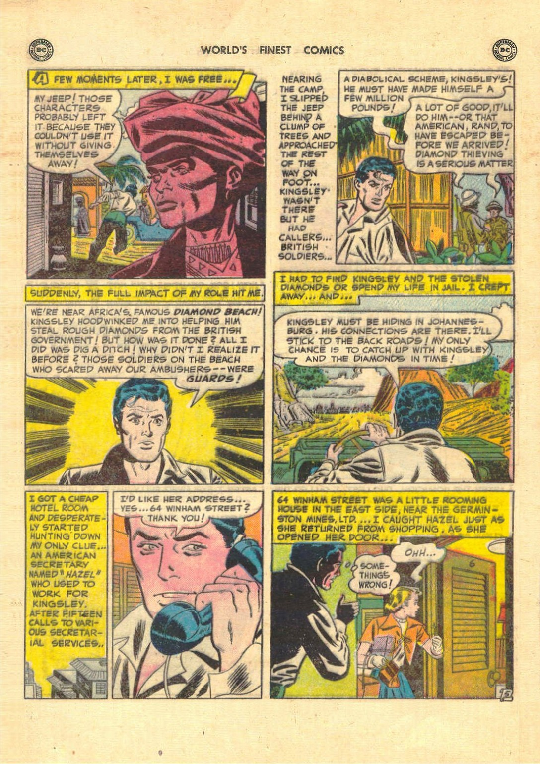 Read online World's Finest Comics comic -  Issue #52 - 31