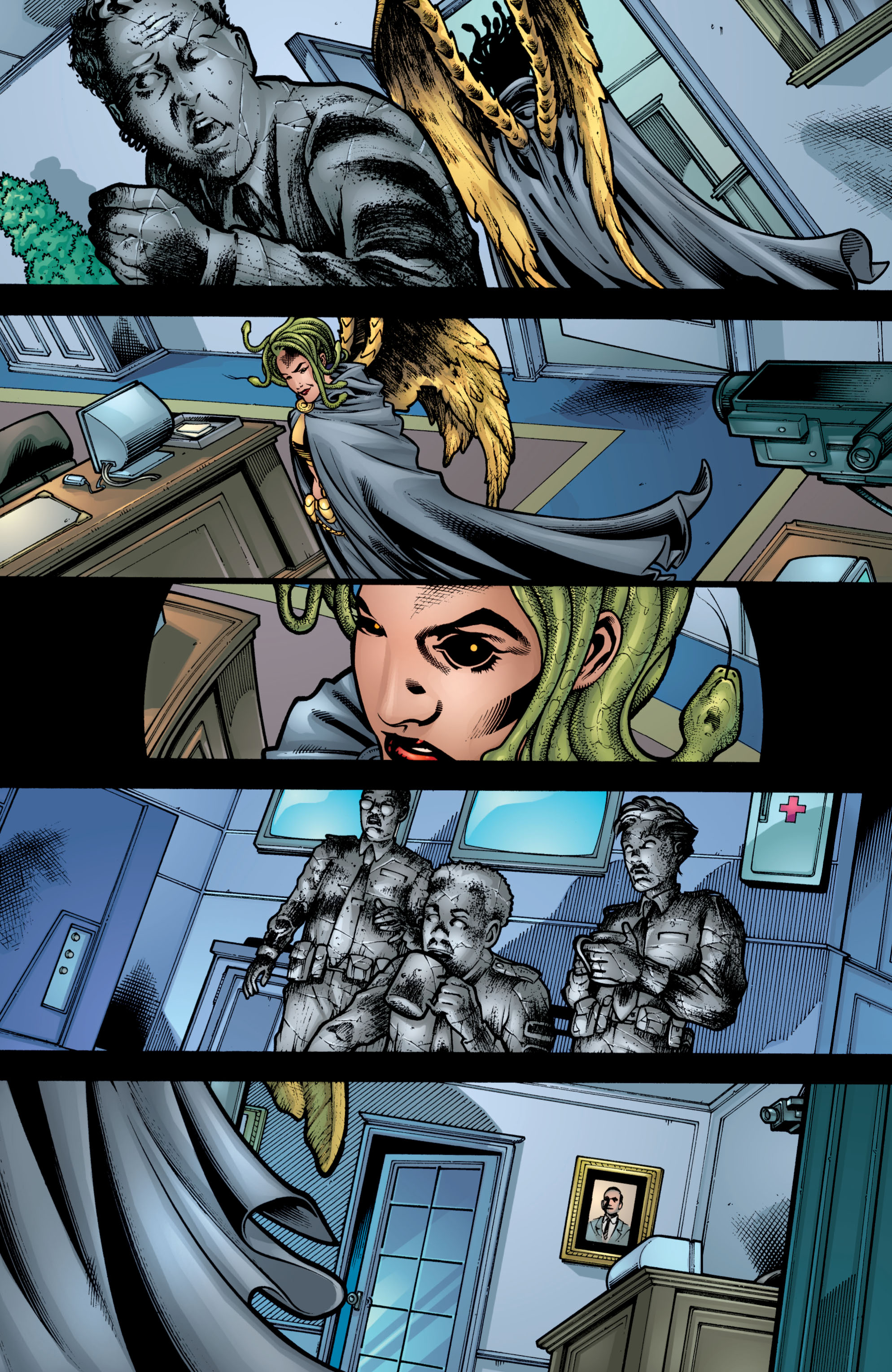 Read online Wonder Woman (1987) comic -  Issue #208 - 10