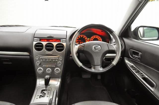 2002 Mazda Atenza Sports Wagon 23s For Botswana To Durbanjapanese