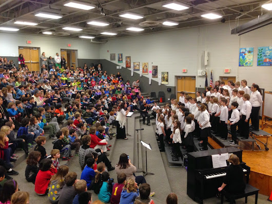 Al-Bustan Seeds of Culture Blog: Merion Elementary's Amazing Arabic-Language Winter Concert