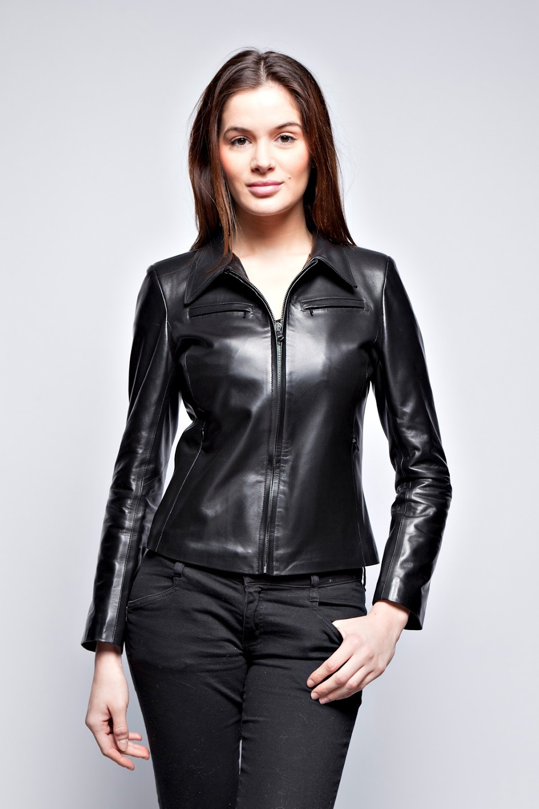 The leather jackets for women and men by Prestige Cuir ...