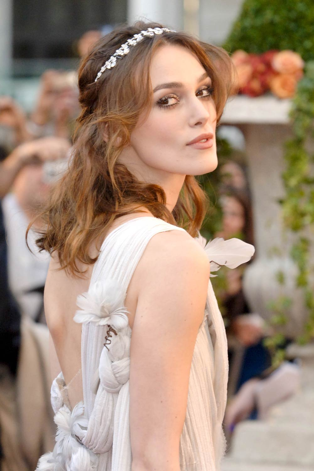 I Was Here.: Keira Knightley