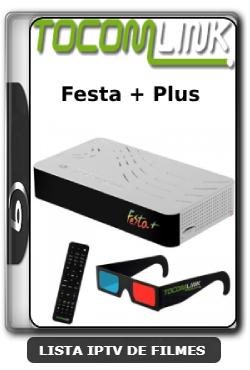 Tocomlink Festa + Plus Nova Atualização Correção SKS KEYS 61w ON V1.38 - 29-05-2020