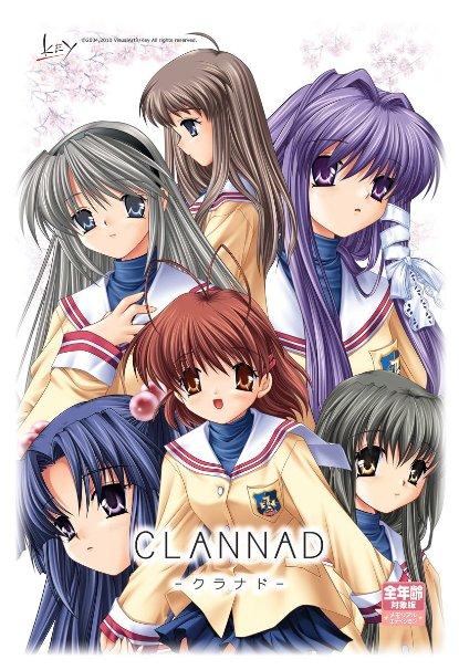 Clannad dating sim english download