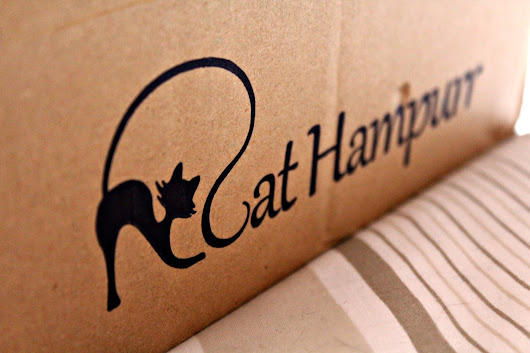 Cat Hampurr Subscription Box April