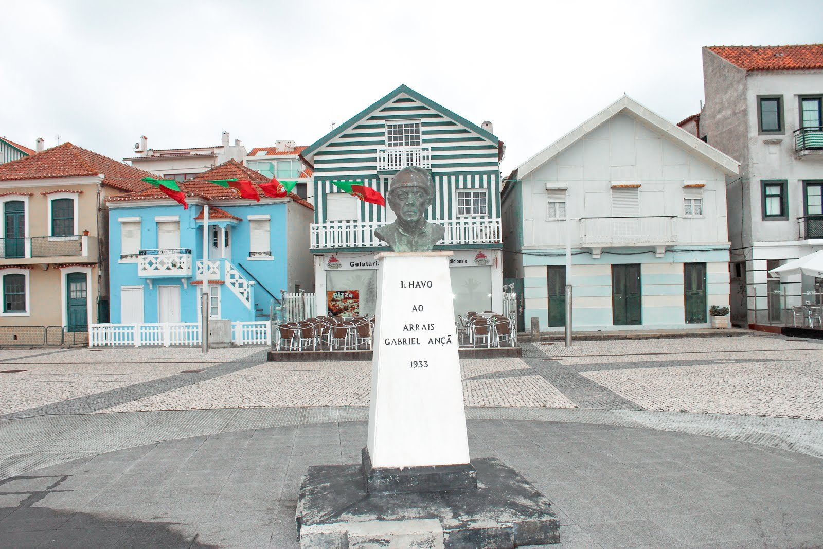 Monumento Costa Nova Aveiro