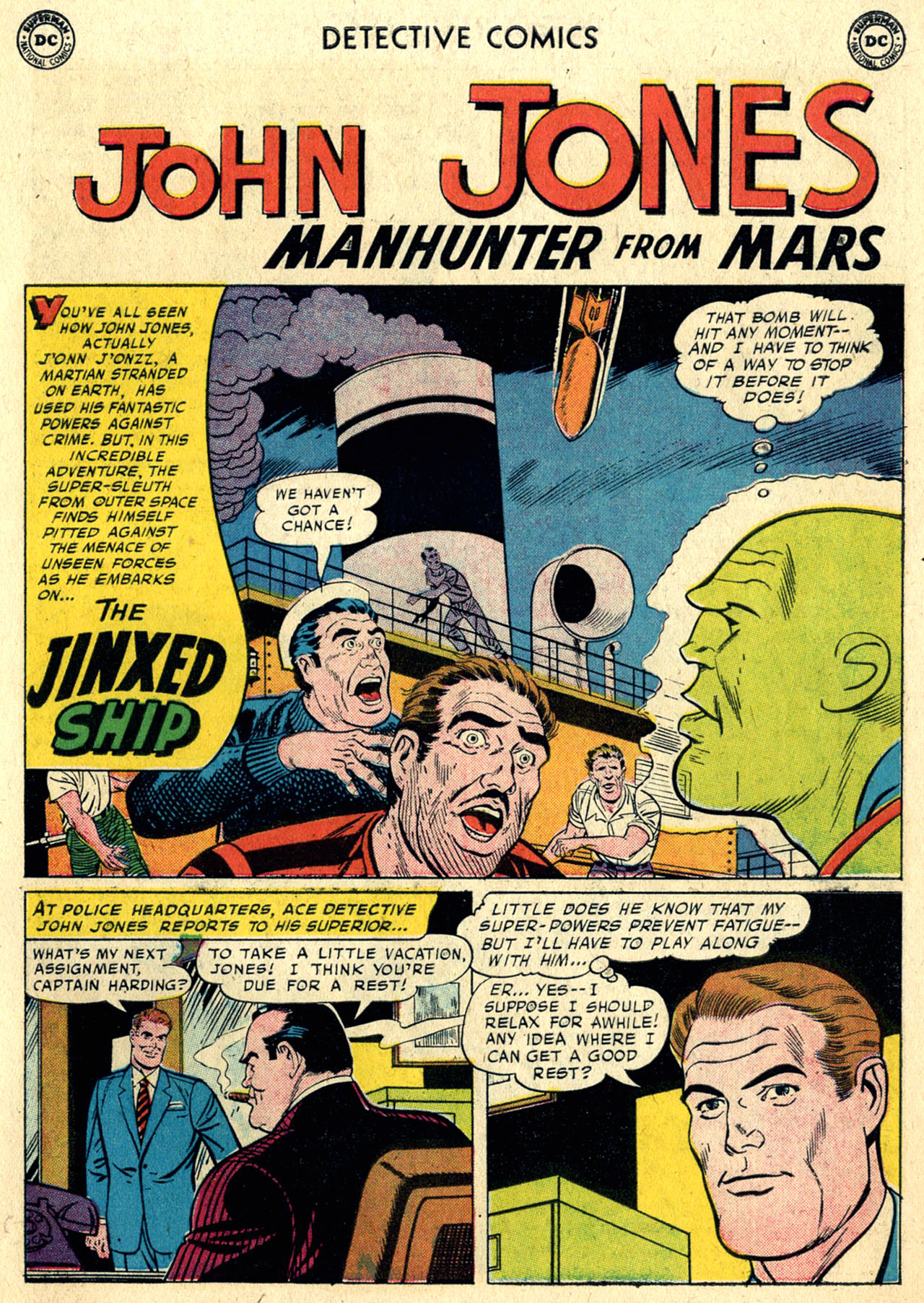 Read online Detective Comics (1937) comic -  Issue #258 - 27