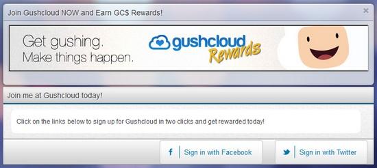join gushcloud