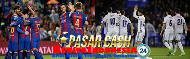 Barcelona dan Real Madrid Teruskan Persaingan