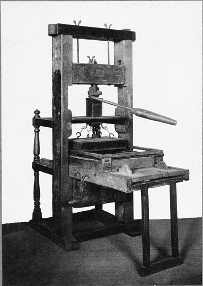 bananas and cheese: The Significance of the Printing Press ...