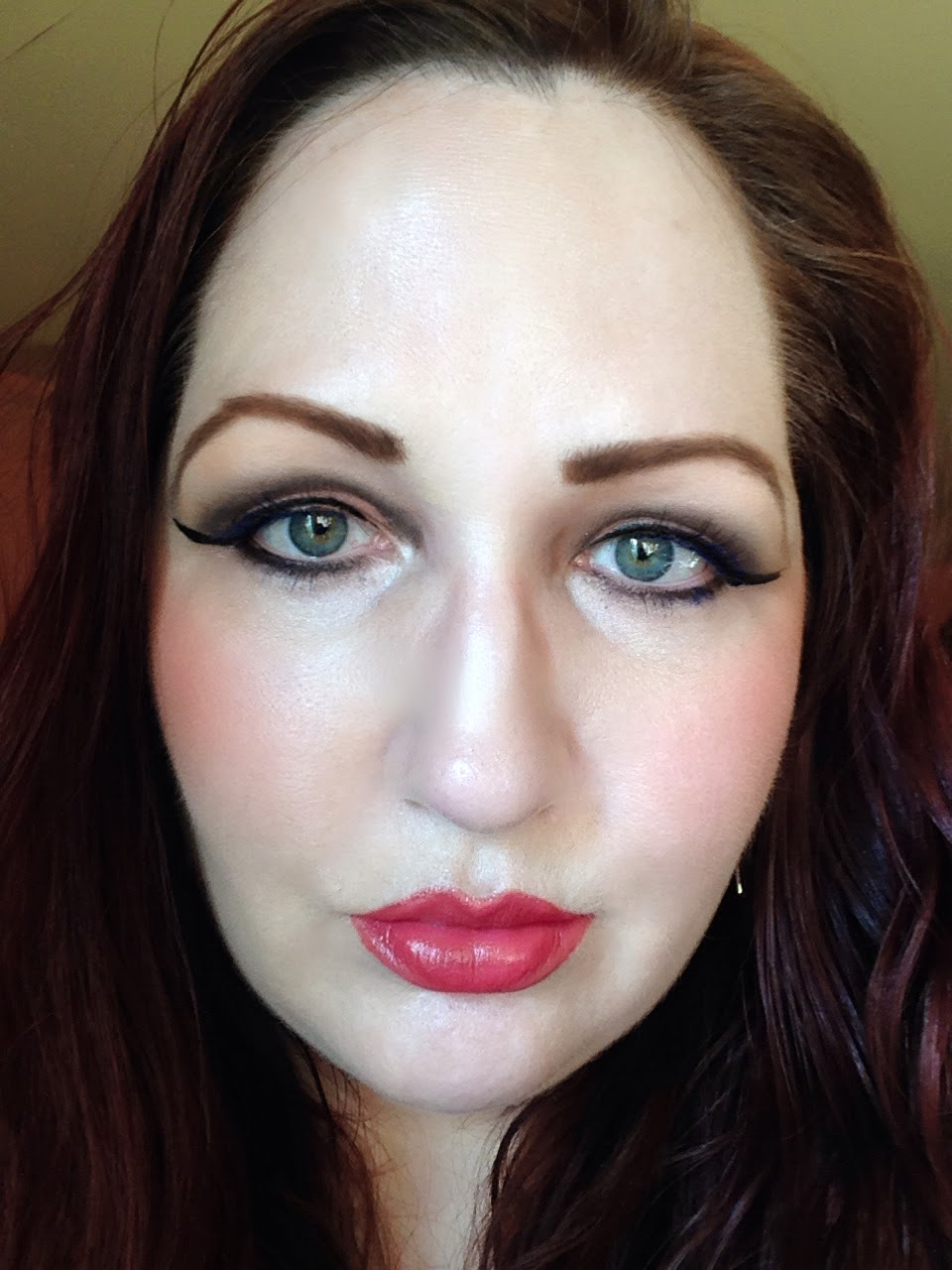 Makeup Junkie All About Mac Brushes Foundation: Laura Geller Cover Lock Cream Foundation & Quench-N-Tint
