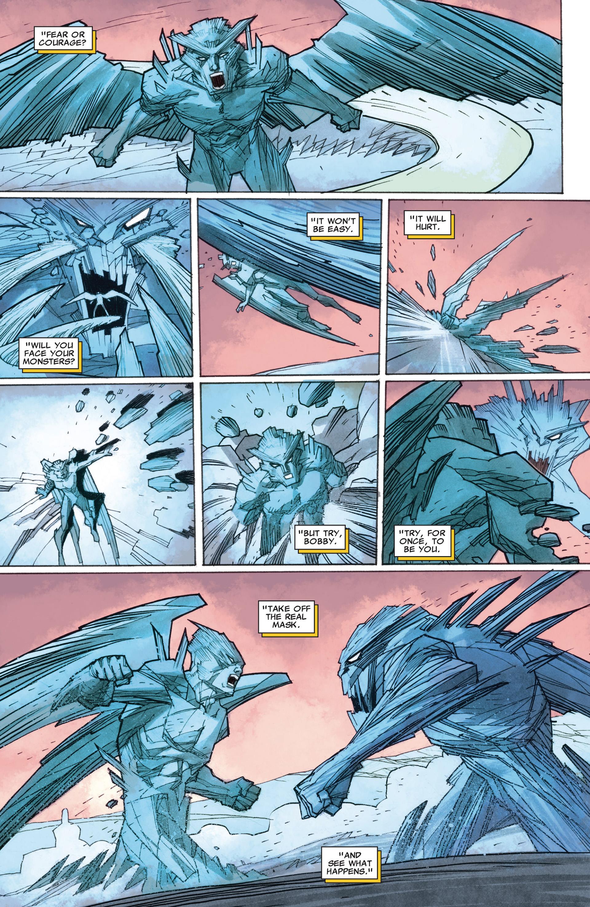 Read online Astonishing X-Men (2004) comic -  Issue #65 - 17