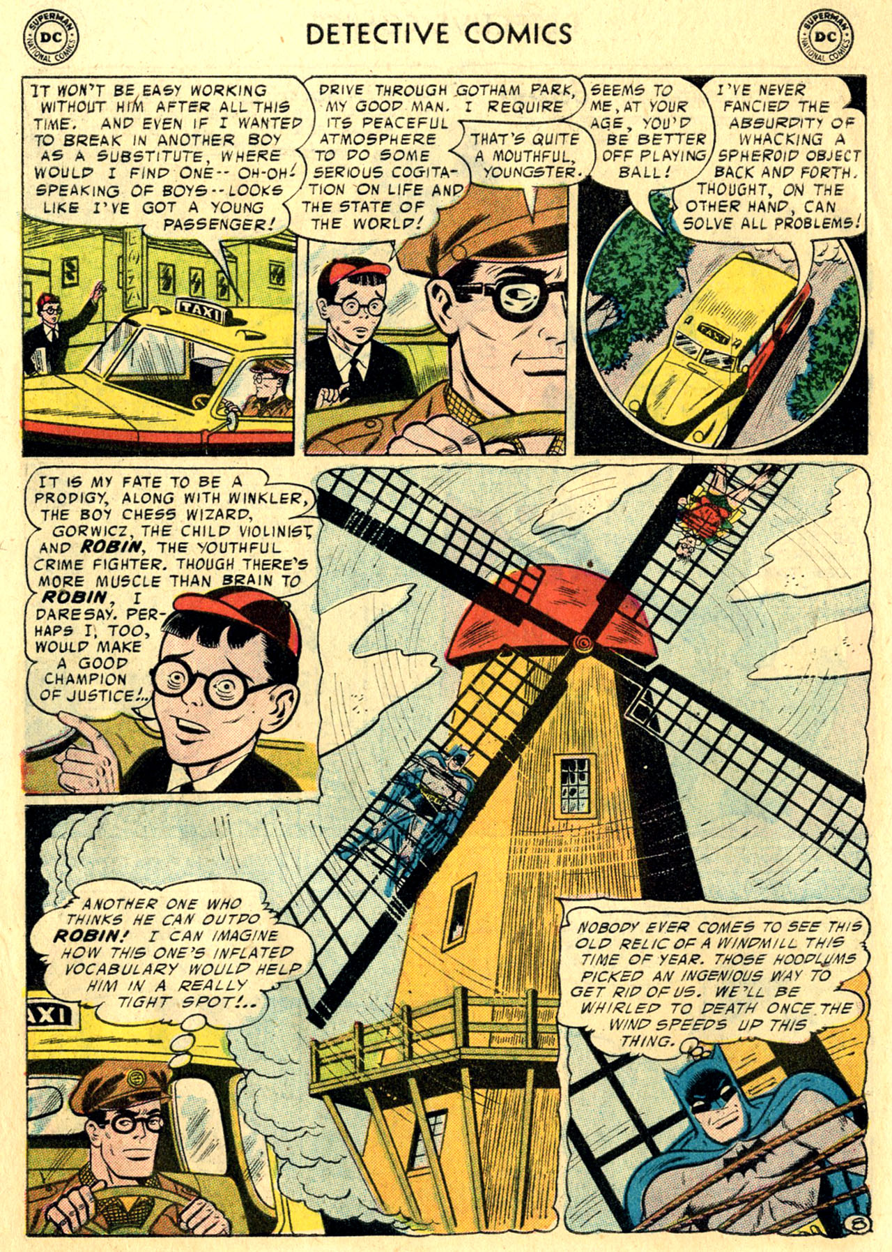Detective Comics (1937) 237 Page 9
