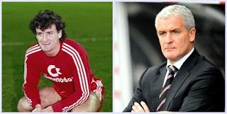 Futbol tarihinin ilginç olayları. Mark Hughes